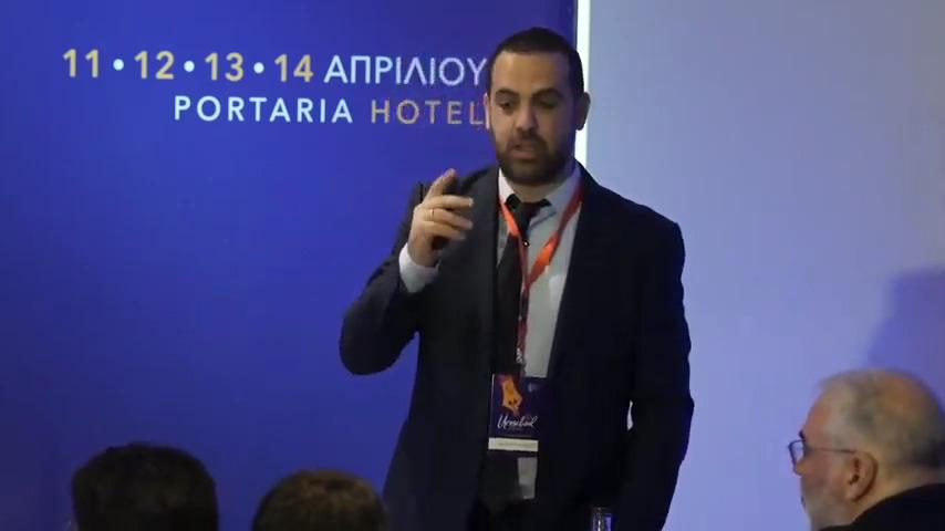 Ομιλία του Δρ. Σταύρου Σφουγγαριστού στο 12ο Πανελλήνιο Σχολείο Ουρολογίας